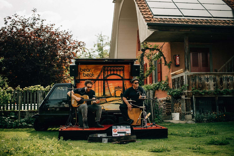 Bearbeat Live Musik